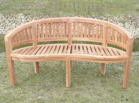 A Chance To Win A Humber Imports Teak Bench!