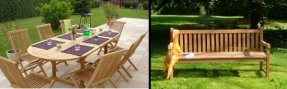 6 Reasons Why Teak Makes Great Garden Furniture