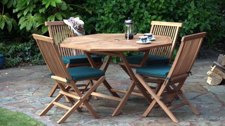 Garden Patio Ideas For A Pleasant Outdoor Area