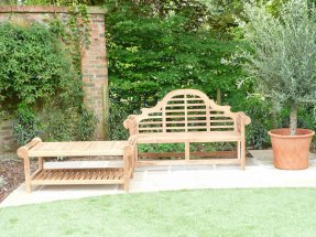 Garden Furniture That's Fit For The Queen