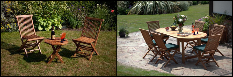 Should you oil teak garden furniture humber imports for Low maintenance outdoor furniture