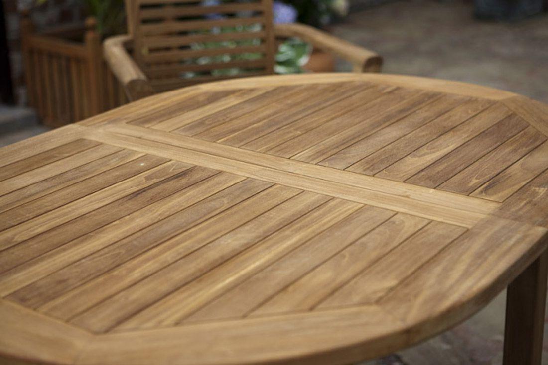 Bon Monte Carlo 8 Seater Teak Garden Furniture Set