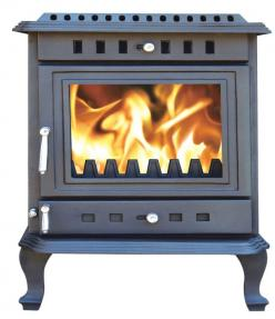 Buckingham 18 KW Back Boiler Stove