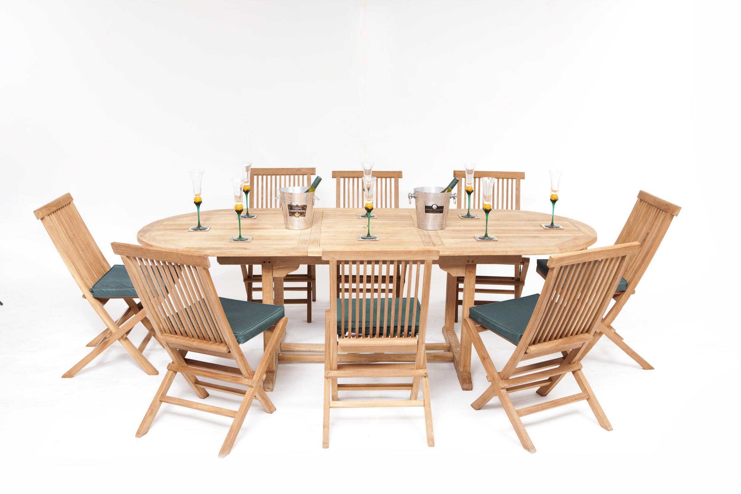 Honfleur Teak Garden Furniture Set Humber Imports