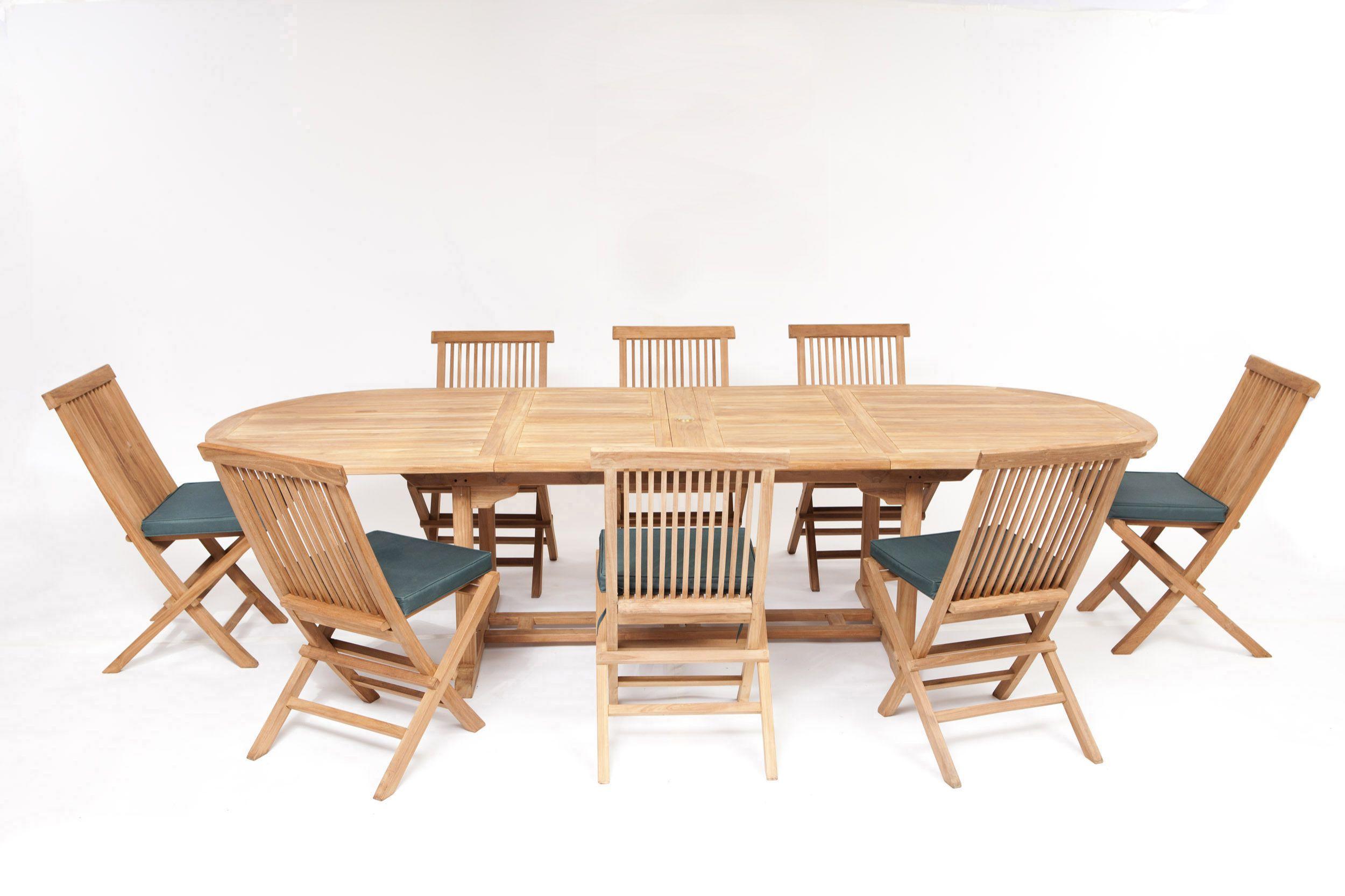 Honfleur Teak Garden Furniture Set
