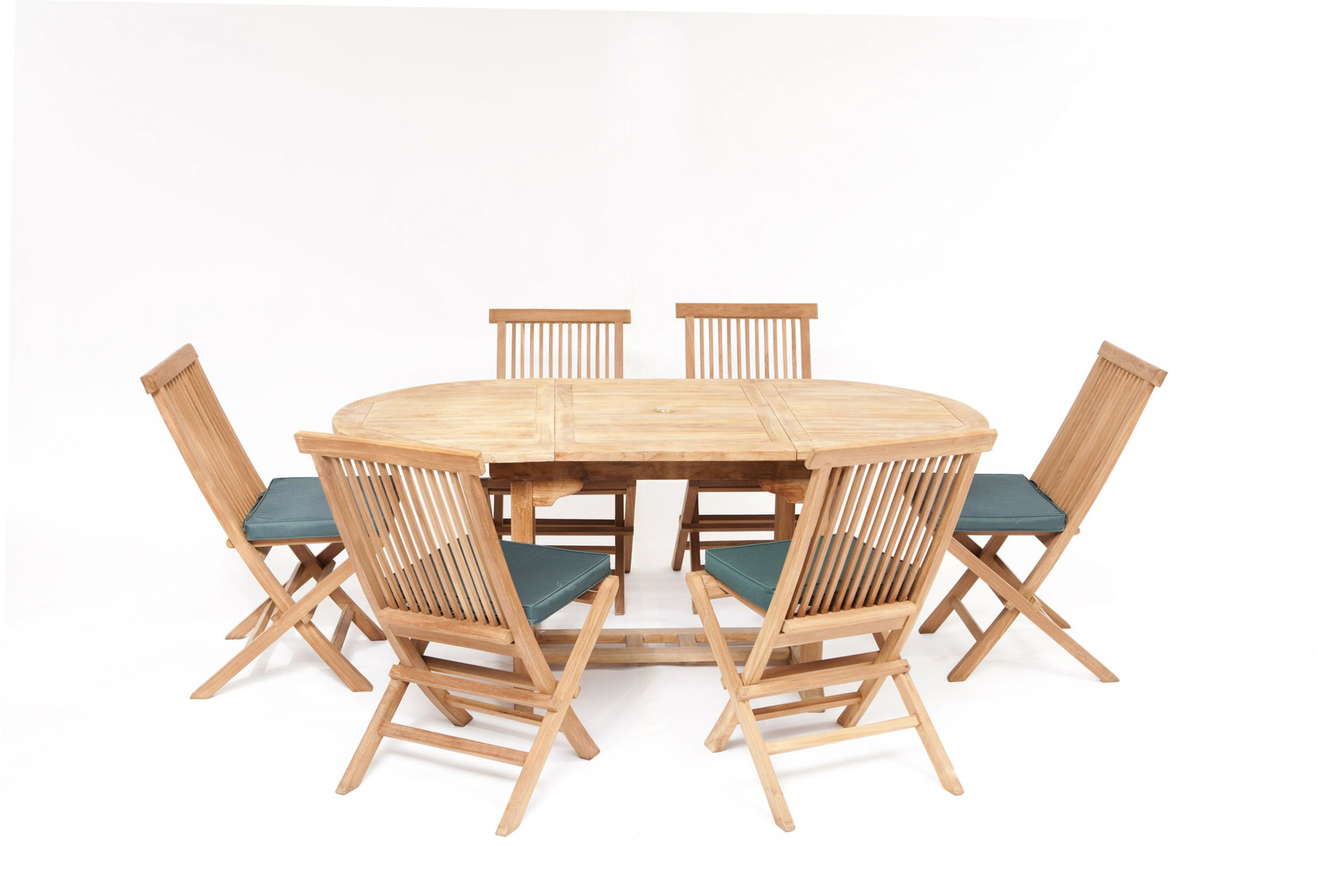 Nice teak dining set teak garden furniture humber imports for Teak outdoor furniture