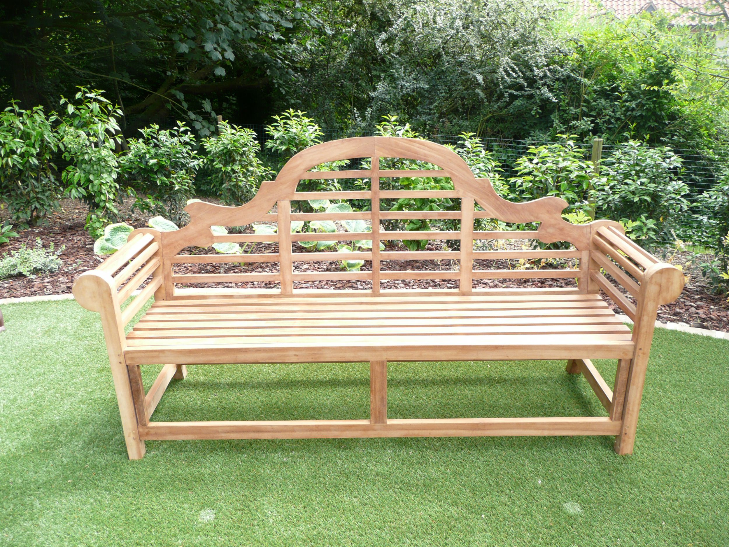 basket in feels and garden weave sweetiesthis seat looks outdoor ft style teak bench sturdylittle jakie beautiful our a has comfortable sturdy