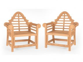 Two Lutyens Chairs