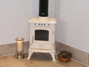 Padstow 4.5 KW Enamelled Stove