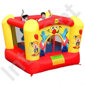 Kids Clown Bouncy Castle