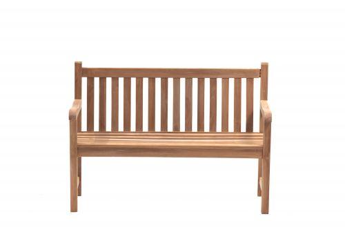 London 1.3 Metre Teak Garden Bench