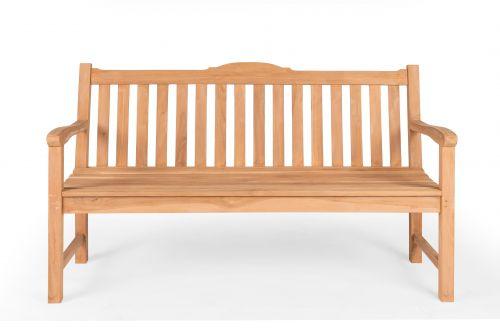 Memorial, Commemorative Teak Garden Bench