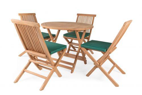 Picnic 4 Seat Set
