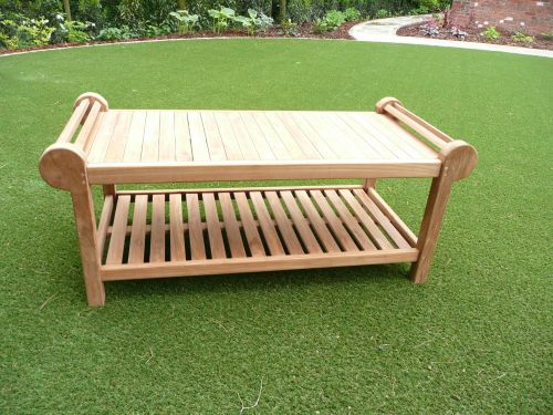 Lutyens Garden Coffee Table