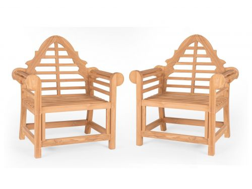 Two Lutyens Chairs
