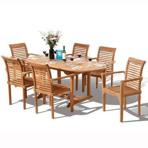 paris 6 seater teak garden furniture set paris teak dining set teak garden furniture humber