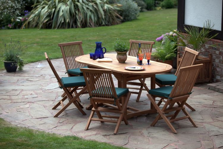 Garden Furniture 6 Seater teak garden furniture. teak garden classics eastchester. sweden