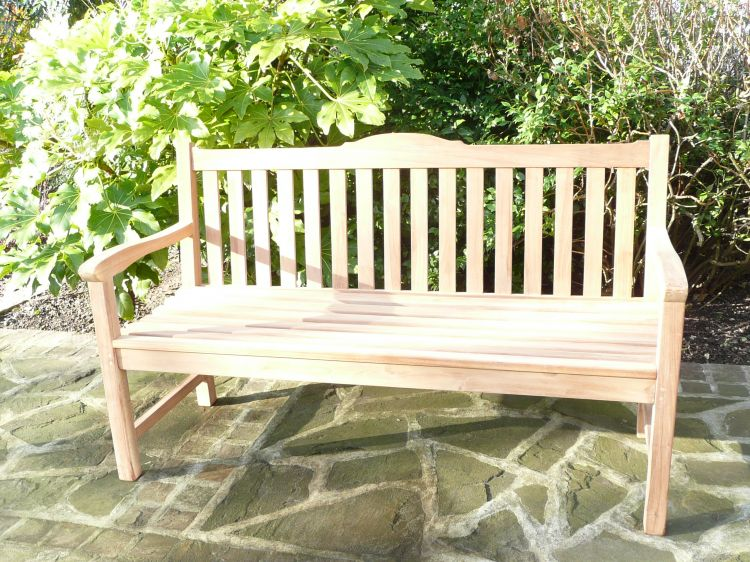 Memorial, Commemorative Teak Garden Bench