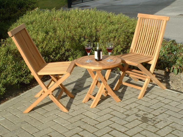 Montpellier Teak Garden Furniture Set Humber Imports